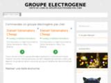 Bien choisir son groupe électrogène
