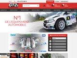 GT2i : vente de pièces, accessoires et équipements rallye, sport auto et karting