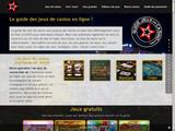 Les casinos en ligne et leurs jeux