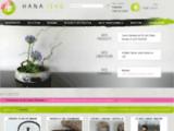 Hana Isho, la boutique Ikebana et art du thé