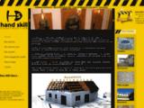 maçonnerie générale, électricité domestique, travaux plomberie