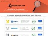 Comparateur d'hébergeurs web - Avis complets par un expert de l'hébergement
