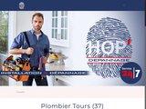 Hop Plombier Tours : urgence plombier sur Tours et son agglomération