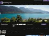 Hôtel à Annecy en bord de lac