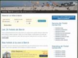 Le tourisme à Berck