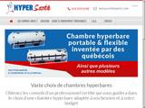 Hyper Santé : chambre hyperbare