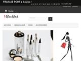 cosmetiques haut de gamme naturels et design