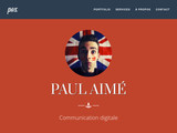 Paul Aimé - POX Designer graphique éditorial