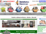 Entreprise d'installation d'alarme et de vidéosurveillance