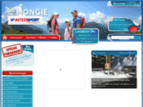 Intersport La Mongie : Location de ski