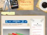 Photos iPhone 5s