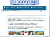 ISOPIUM jeu en ligne