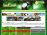 jeux flash de foot