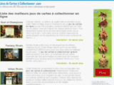 Guide des jeux de cartes à collectionner en ligne