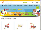 BCD Bois Cadeau déco - Jeux et jouets