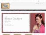 Bijoux artisanaux, perles, apprêts et accessoires