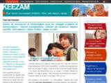 Keezam.fr : Séjours enfants et ados.
