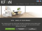 Agence de communication Kfin