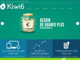 Agence kiwi6 création de sites internet originaux