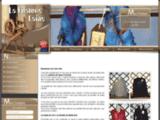 boutique de laine à tricoter et produits dérivés