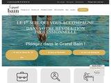 Le Grand Bain est un bilan de compétences en ligne éligible au CPF