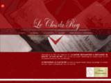 Restaurant Le Clos du Roy à Saint-Emilion