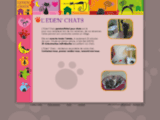 Pension pour chats dans le Rhône 69 l'Eden'Chats
