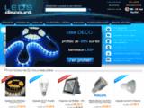 Vente en ligne d'ampoule LED