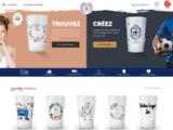 Le Gobelet Français : gobelets écologiques à personnaliser