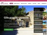 Le Mas du Sillot, un gîte drome 30 personnes pour vos vacances en Drôme provençale