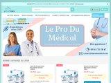 Fournisseur de matériel médical et d'hygiène - LEPRODUMEDICAL