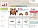 Jeux et jouets en bois en ligne, Les Idées de Zoé