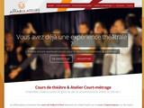 Les Affabulateurs - Cours de Théâtre Court-Métrage