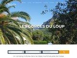 Lesgorgesduloup.com : Camping 4 étoiles près de la mer Méditerranée