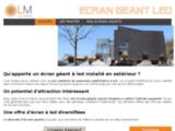 Led Master Ecrans Géants