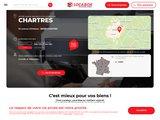 Garde-meuble à Chartres - Location de box de stockage avec LOCABOX