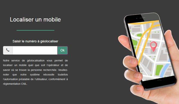 quel site pour localiser un portable