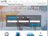 Parking Roissy Locapark pas cher