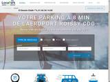Parking Roissy Locapark pas cher