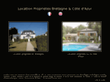 location vacances Bretagne maison Santec