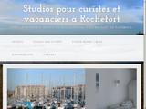 Appartement à Rochefort pour curistes