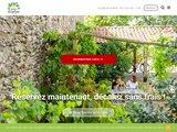 Domaine de l'Oiselière Camping proche du Puy du Fou 4 étoiles en Vendée