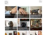 Luxvic, le site de vente d'œuvres d'art et d'objets de collection