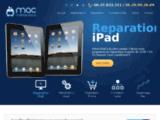 Reparation iPhone sur Nimes, Montpellier, Arles et environs