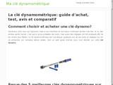 L'achat d'une clé dynamométrique