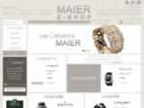 Découvrez les plus belles montres de luxe sur Maier