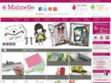 Loisirs créatifs et scrapbooking : Malinelle