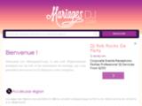 MariagesDJ : trouvez un DJ pour votre mariage