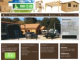 Abris de jardin et chalets en bois -Marin Eco Bois