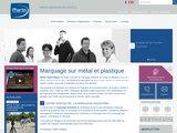 Martintechnologies.fr, profitez du marquage industriel à haute technologie